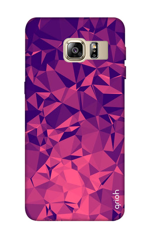Purple Diamond Samsung S6 Edge Plus Cases & Covers Online