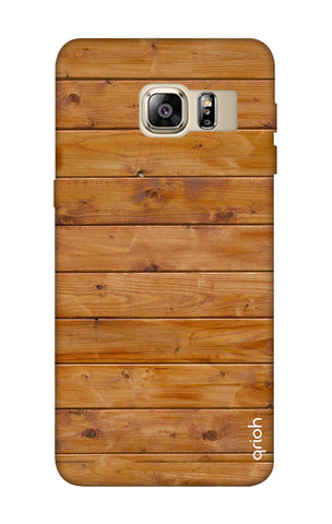 Natural Wood Samsung S6 Edge Plus Cases & Covers Online