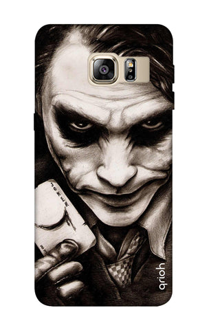 Why So Serious Samsung S6 Edge Plus Cases & Covers Online
