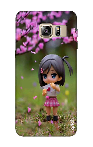 Cute Girl Samsung S6 Edge Plus Cases & Covers Online