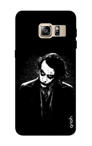 Black Satan Samsung S6 Edge Plus Cases & Covers Online