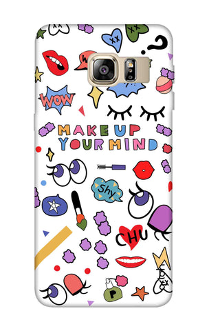 Makeup Your Mind Samsung S6 Edge Plus Cases & Covers Online