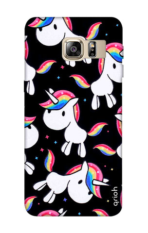 Colourful Unicorn Samsung S6 Edge Plus Cases & Covers Online