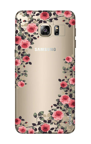 Floral French Samsung S6 Edge Plus Cases & Covers Online