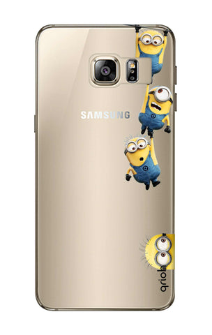 Falling Minions Samsung S6 Edge Plus Cases & Covers Online