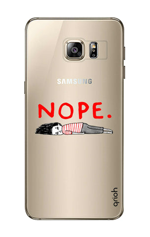 Nope Samsung S6 Edge Plus Cases & Covers Online