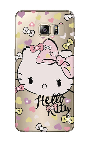 Bling Kitty Samsung S6 Edge Plus Cases & Covers Online