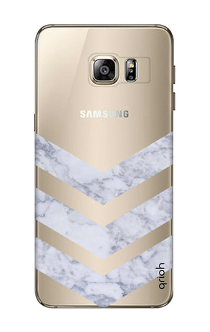 Marble Chevron Samsung S6 Edge Plus Cases & Covers Online