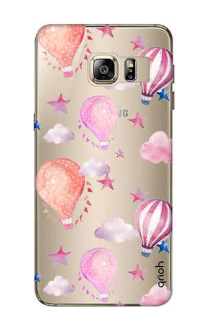 Flying Balloons Samsung S6 Edge Plus Cases & Covers Online