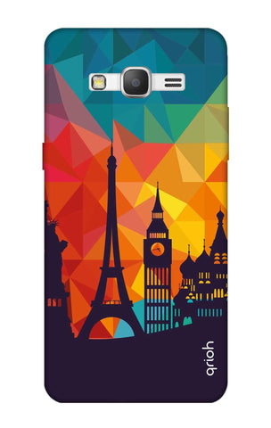 Wonders Of World Samsung Grand Prime Cases & Covers Online