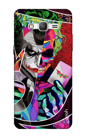 Color Pop Joker Samsung Grand Prime Cases & Covers Online