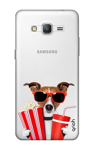Dog Watching 3D Movie Samsung Grand Prime Cases & Covers Online
