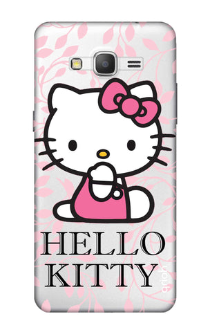 Hello Kitty Floral Samsung Grand Prime Cases & Covers Online