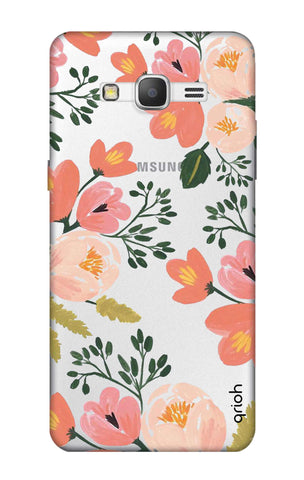 Painted Flora Samsung Grand Prime Cases & Covers Online
