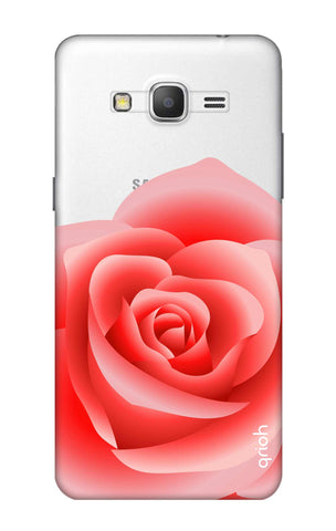 Peach Rose Samsung Grand Prime Cases & Covers Online