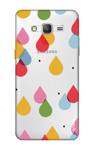 Colourful Drops Samsung Grand Prime Cases & Covers Online