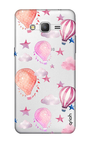 Flying Balloons Samsung Grand Prime Cases & Covers Online