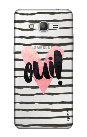 Oui! Samsung Grand Prime Cases & Covers Online