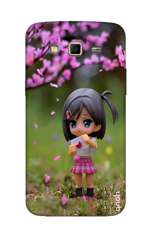 Cute Girl Samsung Grand 2 Cases & Covers Online