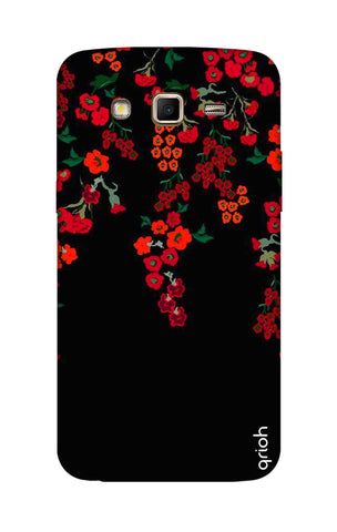 Floral Deco Samsung Grand 2 Cases & Covers Online