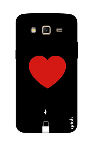 Charging Heart Samsung Grand 2 Cases & Covers Online