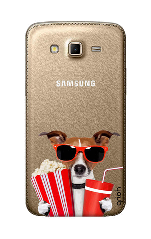 Dog Watching 3D Movie Samsung Grand 2 Cases & Covers Online