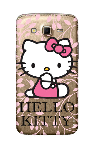 Hello Kitty Floral Samsung Grand 2 Cases & Covers Online