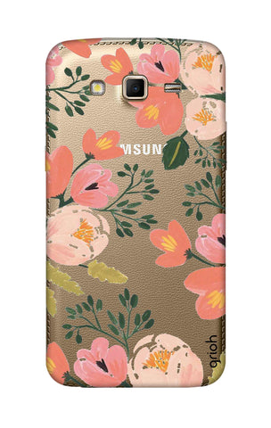 Painted Flora Samsung Grand 2 Cases & Covers Online