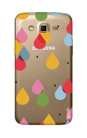 Colourful Drops Samsung Grand 2 Cases & Covers Online