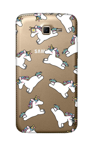 Jumping Unicorns Samsung Grand 2 Cases & Covers Online