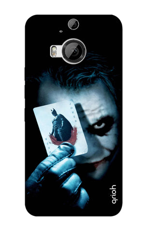 Joker Hunt HTC M9 Plus Cases & Covers Online