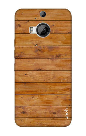 Natural Wood HTC M9 Plus Cases & Covers Online