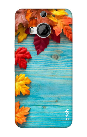 Fall Into Autumn HTC M9 Plus Cases & Covers Online