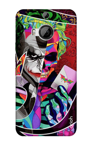 Color Pop Joker HTC M9 Plus Cases & Covers Online