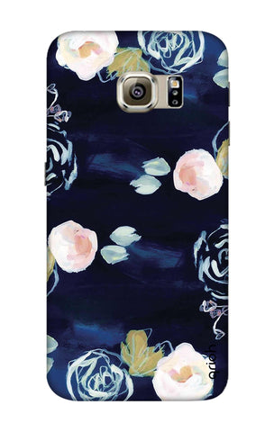 Floral Space Cadet Samsung S7 Cases & Covers Online