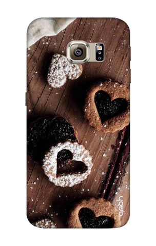 Heart Cookies Samsung S7 Cases & Covers Online