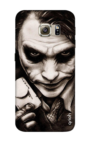 Why So Serious Samsung S7 Cases & Covers Online