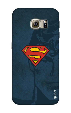Wild Blue Superman Samsung S7 Cases & Covers Online
