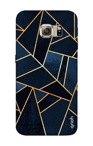 Abstract Navy Samsung S7 Cases & Covers Online