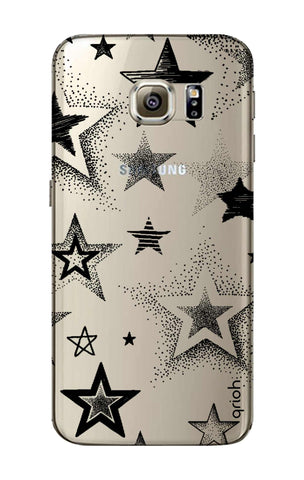 Black Stars Samsung S7 Cases & Covers Online