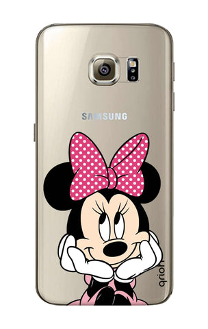 Minnie In Deep Thinking Samsung S7 Cases & Covers Online