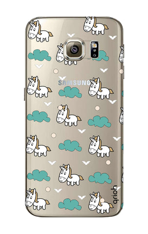 Unicorn In The Clouds Samsung S7 Cases & Covers Online