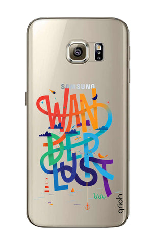Wanderlust Colourful Samsung S7 Cases & Covers Online