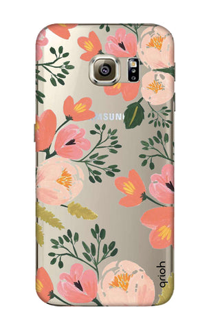 Painted Flora Samsung S7 Cases & Covers Online