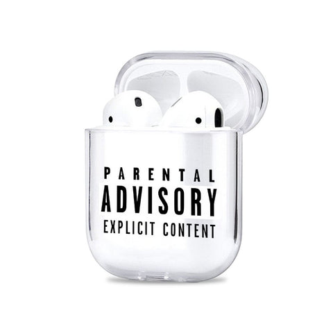 Advisory Airpods Cover - Flat 35% Off On Airpods Covers