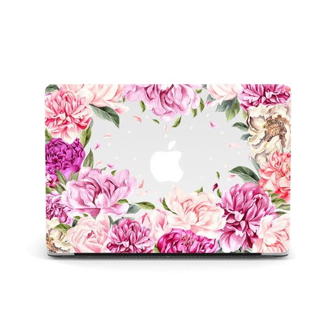Spring Bloom Macbook Covers