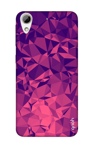 Purple Diamond HTC 626 Cases & Covers Online