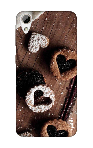 Heart Cookies HTC 626 Cases & Covers Online
