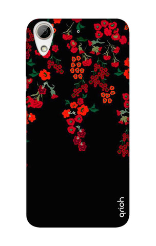 Floral Deco HTC 626 Cases & Covers Online