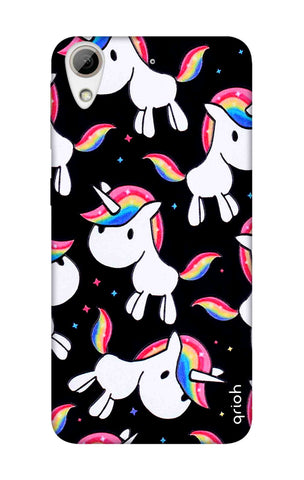 Colourful Unicorn HTC 626 Cases & Covers Online